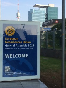 Welcome to EGU2014.